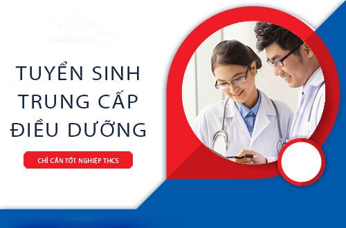 Địa chỉ đào tạo Trung cấp Điều dưỡng đa khoa TPHCM