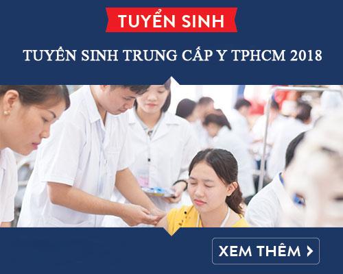 Tuyển sinh Trung cấp Y sĩ đa khoa TPHCM chỉ cần tốt nghiệp THCS trở lên