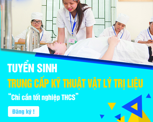 Hồ sơ đăng ký học Trung cấp Vật lý trị liệu năm 2018