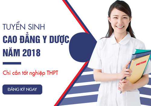 Thông tin tuyển sinh Cao đẳng Y Dược TP.HCM