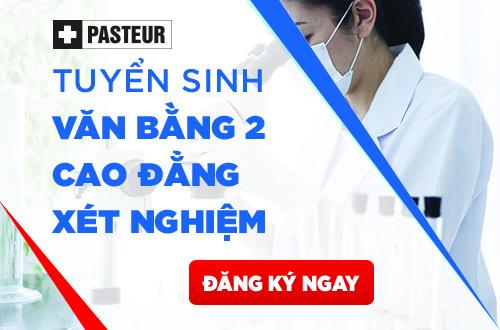 Địa chỉ học Văn bằng 2 Cao đẳng Xét nghiệm Sài Gòn năm 2018