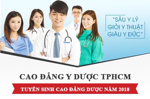Đào tạo Cao đẳng Y Dược TP.HCM chất lượng