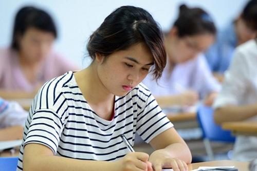 Nhiều quy định mới đối với thi sinh tự do tham dự kỳ thi THPT Quốc gia