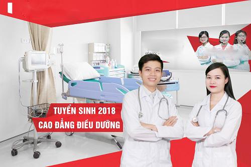 Tuyển sinh Cao đẳng Điều dưỡng TP.HCM năm 2018
