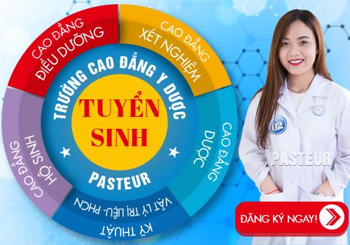 Tuyển sinh Cao đẳng Y Dược TP.HCM năm 2018