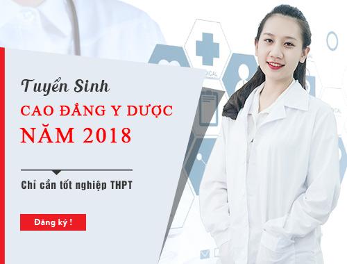 Cao đẳng Y Dược TP.HCM đào tạo thêm 2 ngành mới trong năm 2018