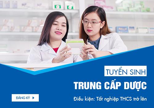 Thời gian đào tạo Trung cấp Dược TPHCM 2018