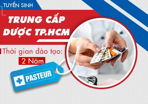 Thời gian đào tạo Trung cấp Dược TPHCM 2018 chỉ trong 2 năm