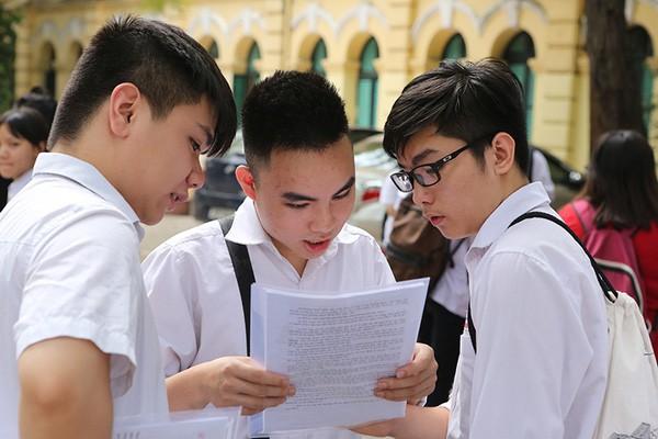 Xét tuyển học bạ THPT gia tăng cơ hội trúng tuyển ĐH, CĐ năm 2018