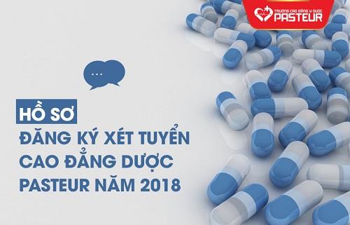 Hồ sơ đăng ký Cao đẳng Dược TPHCM năm 2018