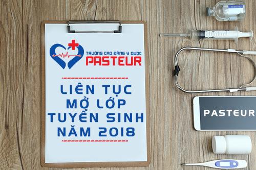 Trường Cao đẳng Y Dược Pasteur liên tục tuyển sinh Liên thông ngành Dược