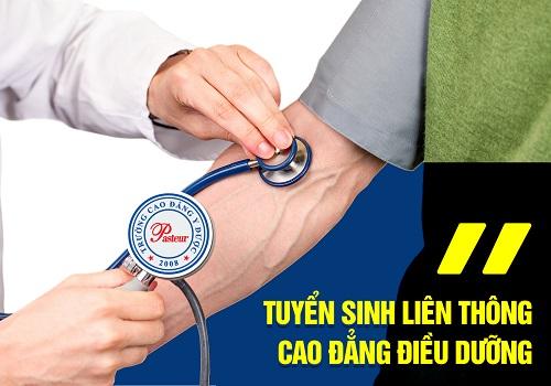 Việc làm cho sinh viên tốt nghiệp Liên thông Cao đẳng Điều dưỡng TPHCM