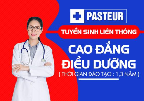 Học Liên thông Cao đẳng Điều dưỡng TPHCM là quyết định đúng đắn