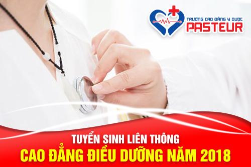 Cơ hội nghề nghiệp sau khi tốt nghiệp Liên thông Cao đẳng Điều dưỡng TPHCM