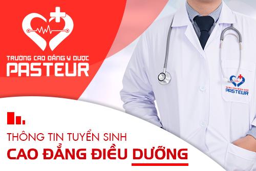 Địa chỉ nên học Cao đẳng Điều dưỡng TPHCM năm 2019