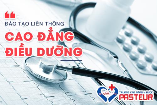 Địa chỉ đào tạo Liên thông Cao đẳng Điều dưỡng TPHCM chất lượng
