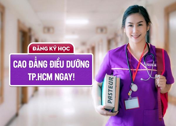 Pasteur là lựa chọn số 1 để Liên thông Cao đẳng Điều dưỡng TPHCM