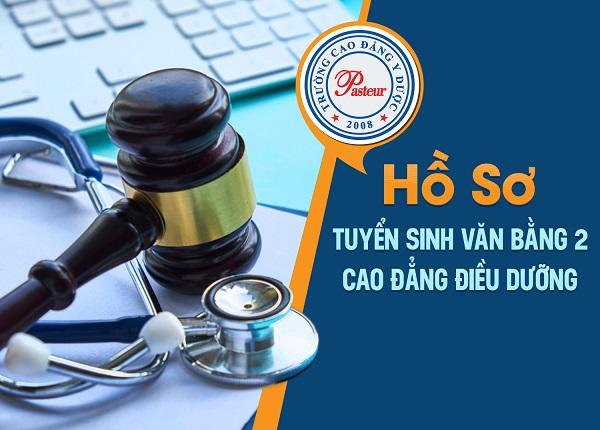Hồ sơ Văn bằng 2 Cao đẳng Điều dưỡng TPHCM năm 2019