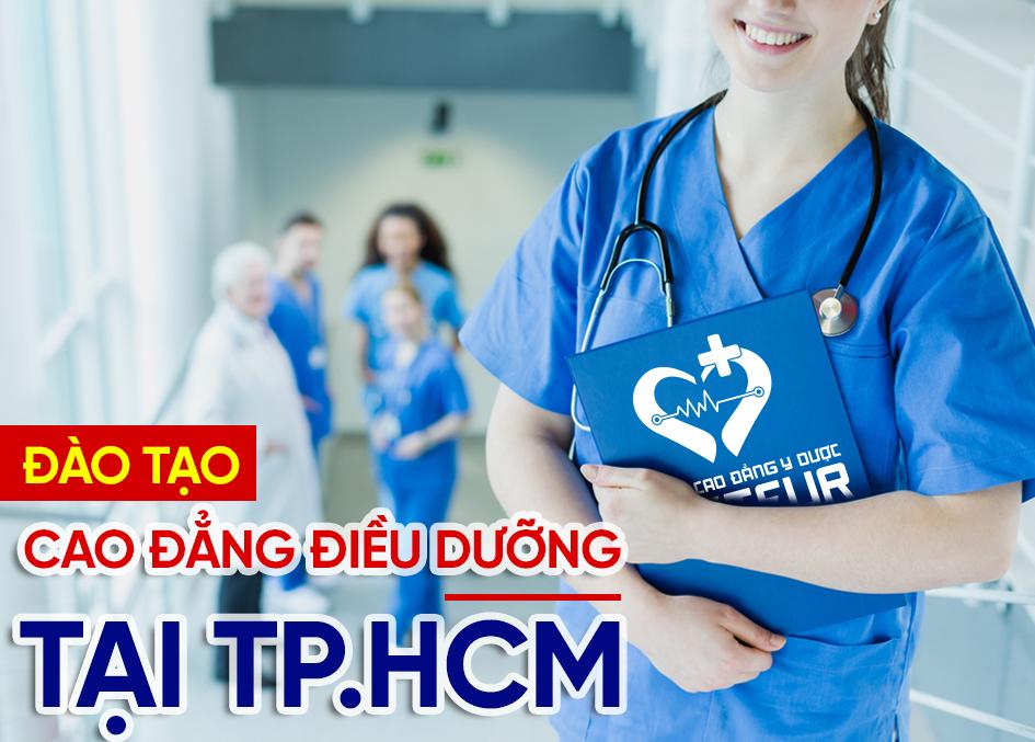 Địa chỉ học Cao đẳng Điều dưỡng TPHCM chính quy chất lượng cao