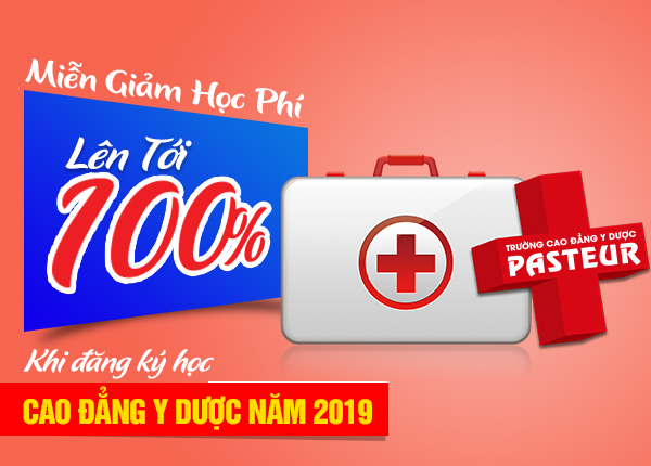 Miễn giảm 100% học phí Cao đẳng Điều dưỡng TPHCM 2019