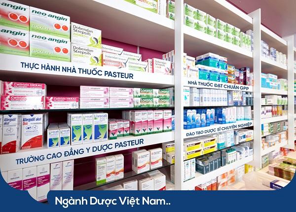 Ngành Dược Việt Nam đang có tốc độ phát triển vượt bậc