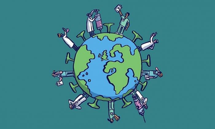 Thế giới có hơn 1 triệu người nhiễm nCoV, hơn 50.000 ca tử vong