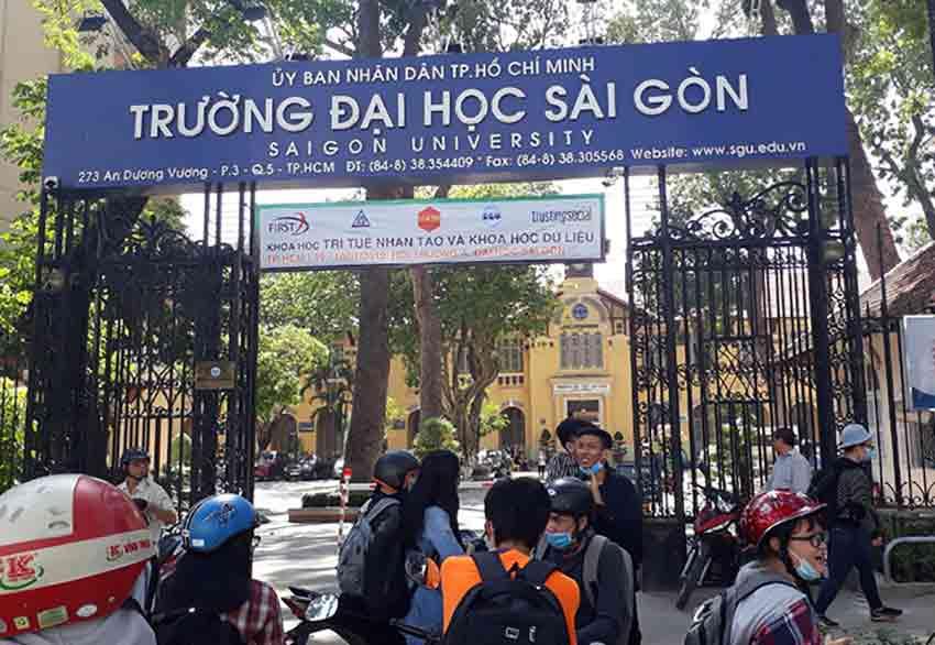 Trường Đại học Sài Gòn lần đầu áp dụng phương thức xét tuyển bằng kết quả thi năng lực