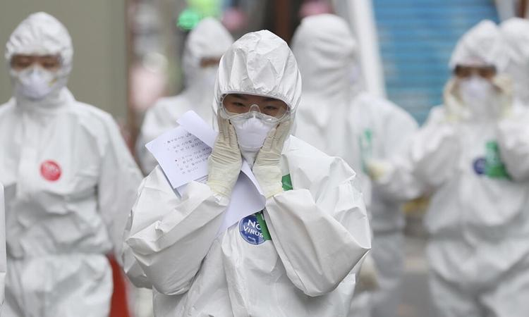 Số lượng bệnh nhân Covid-19 dự kiến còn tăng lên tại Hàn Quốc