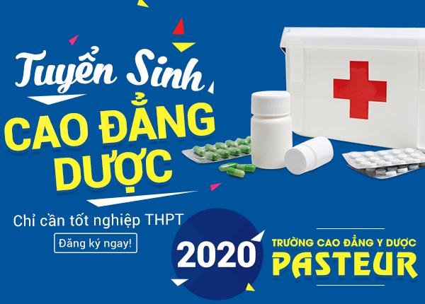 Điều kiện đăng ký học Cao đẳng Dược TPHCM năm 2020