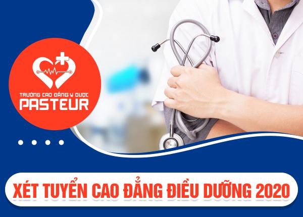 Địa chỉ học Cao đẳng Điều dưỡng uy tín năm 2020