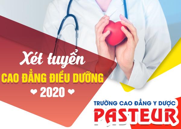 Hướng dẫn đăng ký xét tuyển Cao đẳng Điều dưỡng TPHCM năm 2020