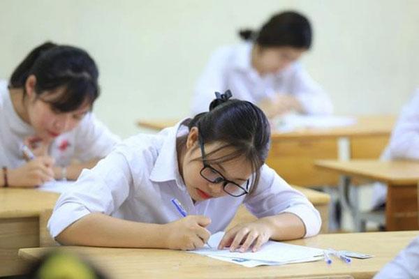 Thí sinh tại Quảng Ninh sẽ thi tại 34 điểm thi, đặt tại 13 địa phương cấp huyện. Hình ảnh minh họa.