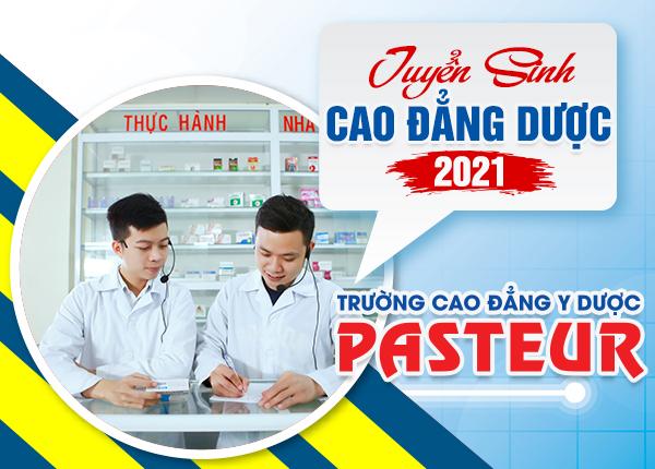 Tuyển sinh Cao đẳng Dược tại TPHCM năm 2021