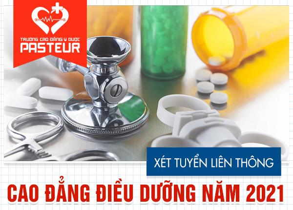 Khai giảng lớp liên thông Cao đẳng Điều dưỡng TPHCM tháng 2/2021
