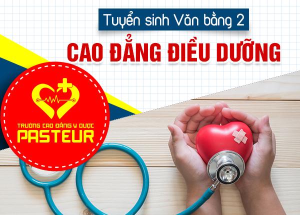 Lịch khai giảng lớp văn bằng 2 Cao đẳng Điều dưỡng TPHCM tháng 2/2021