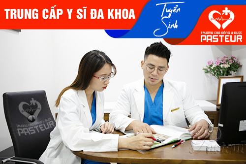 Mẫu hồ sơ tuyển sinh Văn bằng 2 Trung cấp Y sĩ đa khoa TPHCM năm 2021