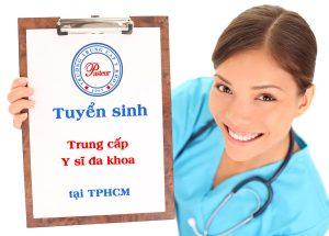 Hồ sơ Trung cấp Y sĩ đa khoa TPHCM như thế nào?